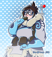 Mei - Overwatch by See-Breeze