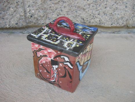 Travel Reliquary Side with Lid by Kristine-X3