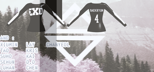 Exo Sweater by The-Sofia-Kapral