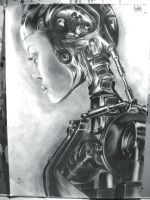 The Soul of a Robot by shorty91
