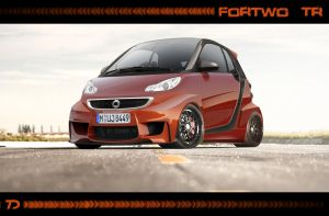 Smart Fortwo TR by TeofiloDesign