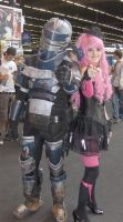Japan Expo 2011 by tarrer