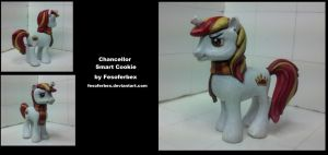 Chancellor Smart Cookie (OC) by Fesoferbex