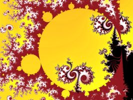 Decorated Bud1 by FractalMonster