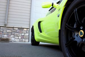 Lotus Exige S by automotive-eye-candy