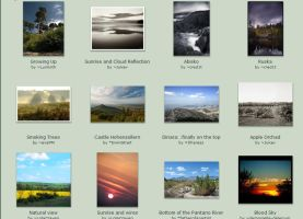 Sept submissions 4th-6th by Scapes-club