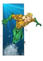 Aquaman X by neoto
