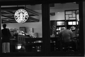 Plaza Starbucks by TThealer56