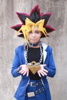 Cosplay - Yugi 2 by TechnoRanma