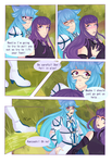A Sticky Journey (4 of 9) by Sweet-Hime
