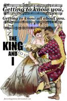 The King And I by jbeverlygreene