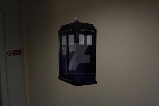 The Doctor Who Experience 93 by alloria-sjg
