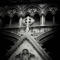 Westminster cross. by lostknightkg