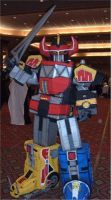 Power Ranger cosplayer by mindfire3927