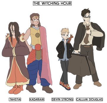 Filler: The Withing Hour by Wright-As-Rayne