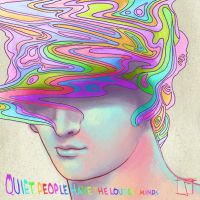 Quiet people have the loudest minds by SuperPhazed