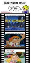 Meme Wewe XD Hey, Arnold by NumbahLaughing247