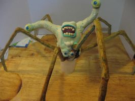 Spider-Head Thing Potatohead by Potatoheadmaster
