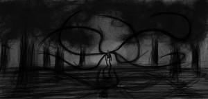 Slenderman by GoHumansGo