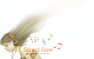 Sound Flow by P-Shinobi