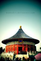 Temple of Heaven by kurosakii