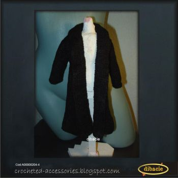 cardigan for Miro - dollmore doll 2 by dibacie