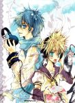 kaito and len by ahon77