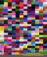 Photoshop Fabrics Collection - A to F by AussieDidge
