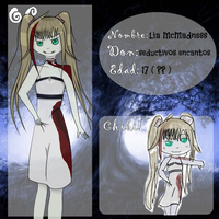 Ficha FGR - Lia McMadness by DGMfangirl