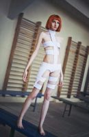 The Fifth Element Leeloo Dallas cosplay by Cvet04ek