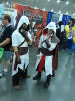 Assassins at the Convention by DNLnamek01