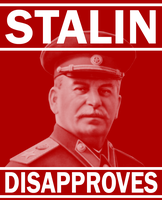 Stalin Disapproves by Party9999999