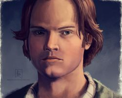 Sam Winchester by preston2694