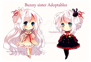 Bunny Sister Auction  Closed by Maruuki