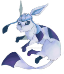 Glaceon by Lexadre