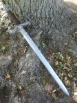 Altair's Sword by meanlilkitty