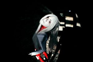 Blame! cosplay 3 by KodziLi
