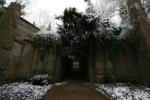 Highgate Cemetery 05 by Arctictouch