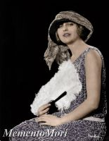 Chic Flapper by M3ment0M0ri