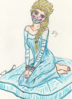 Random Damsels: Elsa by J-money117