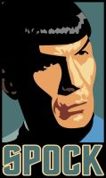 OBEY SPOCK by WhatsYourBOZO