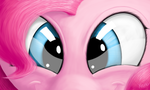 Pinkie's eyes by The1Xeno1