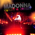 Madonna - Sticky And Sweet by jonatasciccone