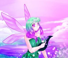 Fairies wish by Malinya
