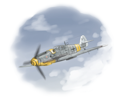 War Thunder Dream Plane. by The-King-in-Grey