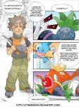 Pokemon - Brock's Kitchen by Cybermario