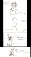 A Snow Golem's Miserable Existence by AmbiguouslyAwesome1