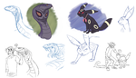 Dezzi Pokemon Concepts by Jubilations