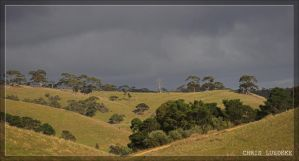 Stormy Hills by c-lue