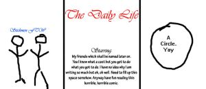 The Daily Life -Title- by Bisquikk